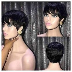 Other - Pixie cut human wig